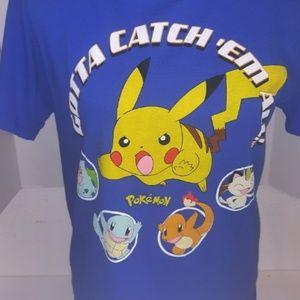"""Gotta Catch ""Em All"" Pokeman T-Shirt"
